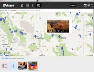 Webshots Maps